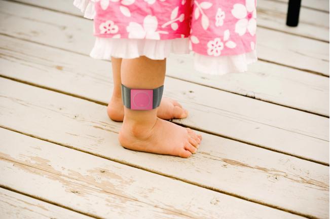 Embrace la pulsera inteligente para detectar ataques